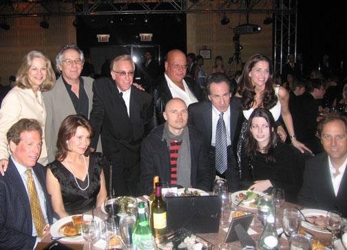 , Christy Hefner, Norm Winer, Irene Michaels, AG, BC, JM, Julia ...